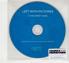 (HC767) Left With Pictures, The Start - DJ CD