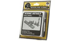 WOODLAND SCENICS D243 RURAL SAWMILL SCENIC DETAILS HO SCALE NISB