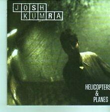 (CX689) Josh Kumra, Helicopters & Planes - 2012 DJ CD