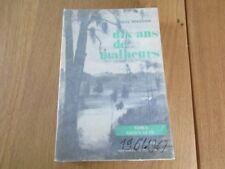 RARE DIX ANS DE MALHEURS TOME II P.MASSON KIVU CONGO JOURNALISTE DE GUERRE 1970