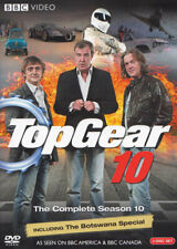 Top Gear 10: The Complete Season 10 (Including New DVD
