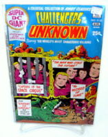 *Challengers o/t Unknown 23 book LOT! #36-87 + Super DC Giant Size S-25! 50% OFF
