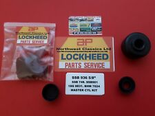 "SSB936   NEW LOCKHEED MASTER CYLINDER KIT .5/8"" BORE"