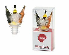Balvi: wine Garden: Cork on coolers (with 3 micro Bottles and Ice)