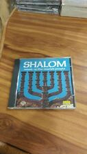 SHALOM: Music of the Jewish People by Various Artists CD 1991 fanfare excellent