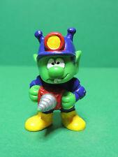 Figurine green Sniks Snik Astrosnik Astrosniks Bully Bullyland figure #09