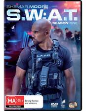 S.W.A.T. : SWAT Season 1 (DVD, 6-Disc Set) NEW ORIGINAL R/4
