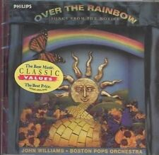 Over The Rainbow / Songs From The Movies by John Williams CD 028943807029
