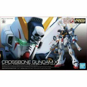 Bandai RG Crossbone Gundam X1 CB1 1/144 Real Grade Plastic Model Kit