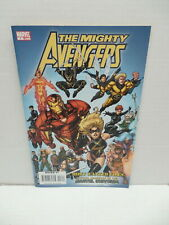 Mighty Avengers Most Wanted Files Marvel Comic Book Official Handbook