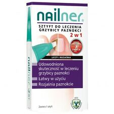 Nailner stick for the treatment of onychomycosis, 2 in 1, 4 ml