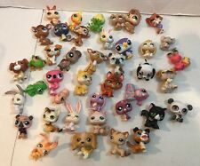 Large Lot Of Littlest Pet Shop Pets Cats Dogs More LOT#2