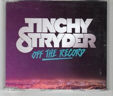 (HJ198) Tinchy Stryder, Off The Record - 2011 DJ CD