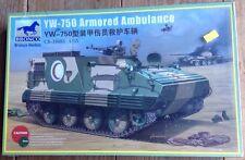 BRONCO 1/35 YW-750 Armored Ambulance CB35083 New Sealed