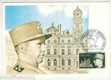1971-FDC CP 1°JOUR**GAL.DIEGO BROSSET./OBL.PARIS**TIMBRE Y/T.1668