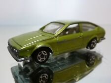 POLISTIL ART RJ48 ALFA ROMEO ALFETTA GT - GREEN METALLIC 1:66? - GOOD CONDITION