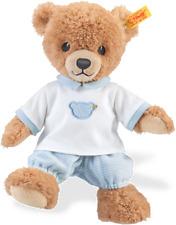 Steiff Sleep Well Bear Blue for Baby with gift box EAN 239571