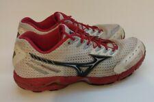 Mizuno Wave Rider 8 Men's size 13 Running Shoes Red/White