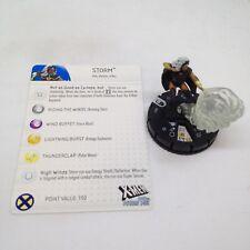 Heroclix X-Men: Days of Future Past set Storm #021 Rare figure w/card!