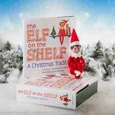 The Elf on the Shelf : Light Boy blue eye Chanda Bell and Carol Aebersold 2015