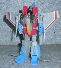 Transformers Robot Masters STARSCREAM Takara