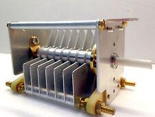 High Voltage Air Variable Capacitors 13-62pF/ 3.7kV- Amplifier/Tuner REPAIR DIY