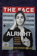The Face Magazine Vol 2 No 90 Mar 1996 Supergrass Underworld Goldie Pharcyde