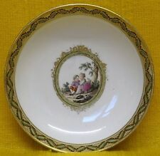 18thC/19thC Royal VIENNA Hand Painted SAUCER