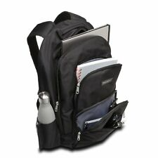 "Kensington Simply Portable SP25 15.6"" Laptop Backpack (Black) **NEW**"