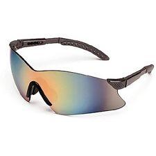 Gateway Safety 14GB83 Hawk Black/Gray Lens Safety Glasses