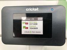 Netgear Turbo Mobile Hotspot Cricket Wireless 40GB included