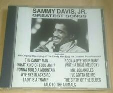 Sammy Jr. Davis - Greatest Songs Best Of Collection Essential Hits CD
