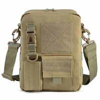 Waterproof Daypack Shoulder Molle Pack Rucksack Crossbody Bag Sling Mini