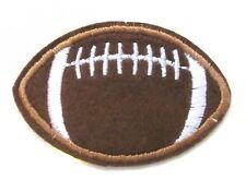 American Football Iron On Patch- Rugby Sports NFL Applique Crafts Badge Sew
