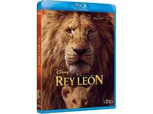 El Rey León (Live Action) - Blu-ray