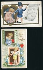 AMERICA - VALENTINES CARDS AND POSTCARDS - AMAZING LOT!
