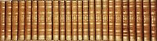 REDUCED! Extraordinary Complete 24 Vol. Set 1823-25 Oeuvres Completes Rousseau