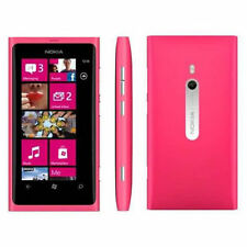 New Nokia Lumia 800 16GB Magenta Pink Unlocked 8.0MP Smartphone
