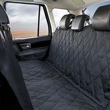 Dog  Car Seat Cover Durable Waterproof,2 Side Panels,Quality Carrying Bag