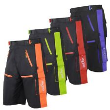 Men's MTB Bike Bicycle Mountain Cycle Off Road Padded Thermal Lycra shorts