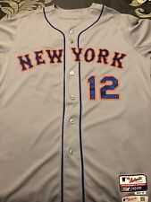Mets Game Issued Jersey