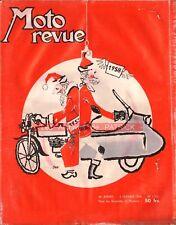 MOTO REVUE 1372 HARLEY DAVIDSON 1958 Hardie PEUGEOT 250 Side-Car ADLER 6 jours