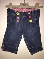 Girls Age 12-18 Months - Next Shorts