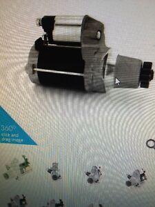 Starter Motor for Toyota Camry ACV36R ACV40R engine 2AZ-FE 4cyl. 2.4L 06-14