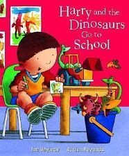 Harry and the Dinosaurs Go To School-ExLibrary