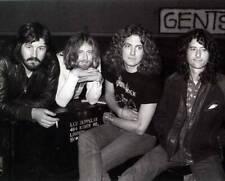 Led Zeppelin Band B/W 8x10 Glossy Photo