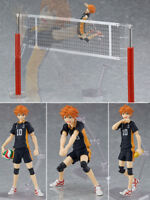 Anime Haikyuu!! Figure Jouets Hinata Shoyo Figma Action Figurine 16cm