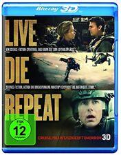 Live Die Repeat: Edge Of Tomorrow 3D Blu-ray NEU OVP