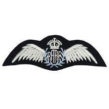 WW2 Australian Air Force Wings - Reproduction RAAF Uniform Wings Patch