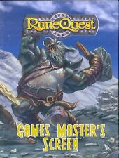 EVERQUEST RPG  GAMES MASTER SCREEN